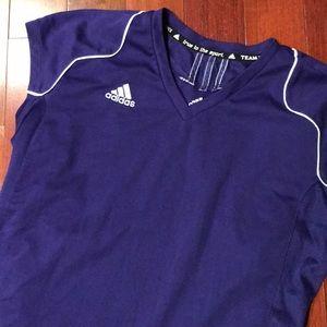 Adidas short sleeve top